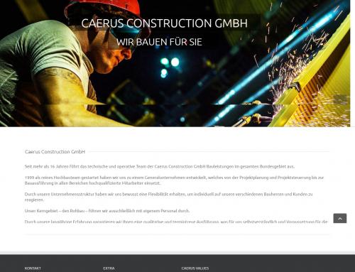 Caerus Construction